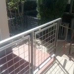 Wire Mesh railing1 copy